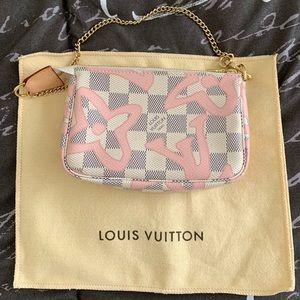Louis Vuitton mini pochette Tahitian